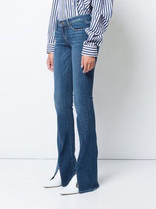 Paige расклешенные джинсы