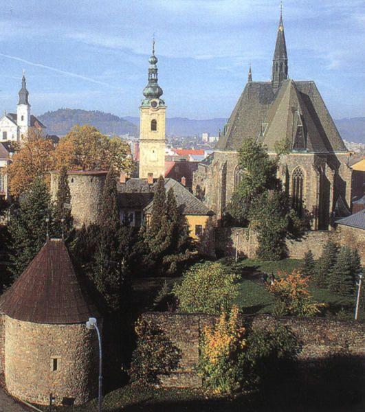 Klatovy, Bohemia