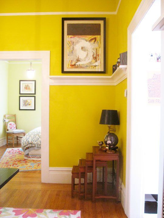 62 Best Images About Color Acid Yellow On Pinterest