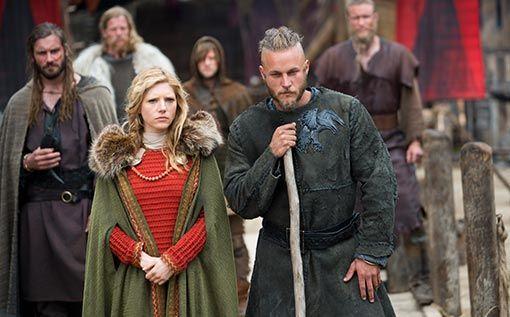 'Vikings' costume designer on dressing pillagers and ...