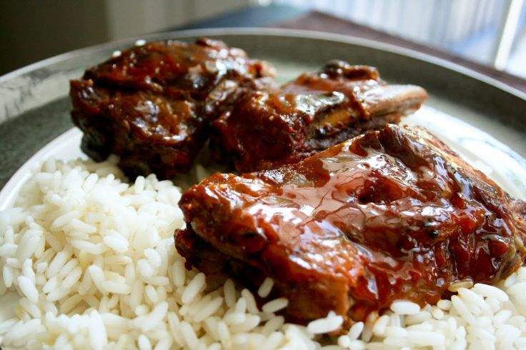 Slow Cooked Ribs - Food & Whine
