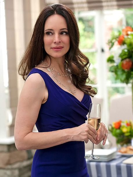 No Madeleine Stowe for REVENGE!? WHAT IS THIS!?!?!? —John