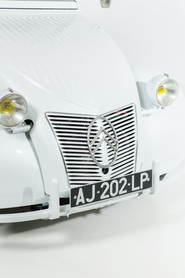 Meet the pop and quirky #colette edition. #2CV #65years #Berlingo #20years