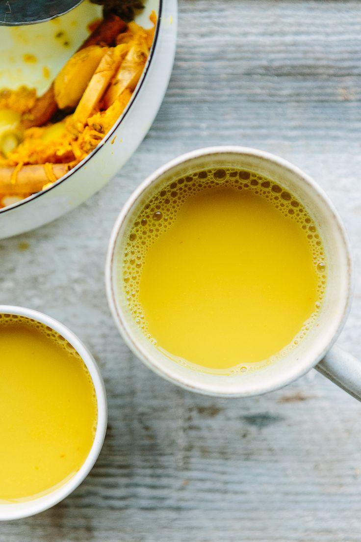 Turmeric Chai by theyearinfood #Chai #Turmeric