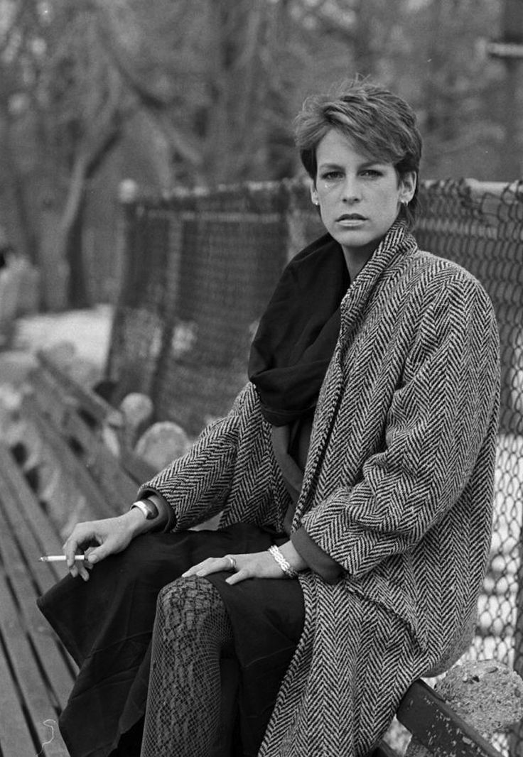 i really think Jamie Lee Curtis was one of the freshest, prettiest girls.