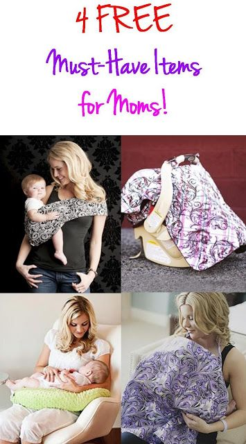 11 FREE Must-Have Baby Items for Moms | AFrugalHome.com
