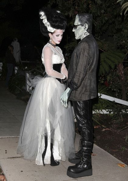 Len Wiseman and Kate Beckinsale on Halloween - Pictures