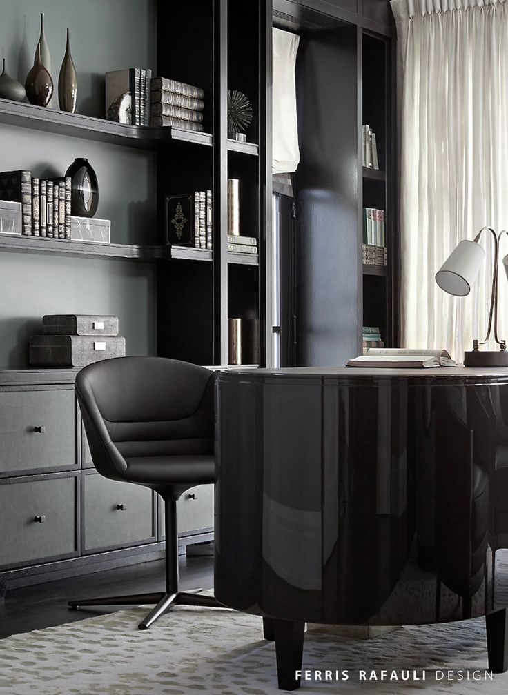 Moody Office \ Ferris Rafauli | Architecture by Ferris Rafauli