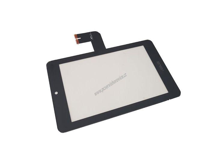 Pokud vám např. při pádu tabletuprasklo pouze dotykové sklo ( displej funguje ) a nechcete investovat drahé peníze za celý LCD displej, můžete vyměnit pouze toto dotykové skloAsus MeMO PAD HD 7 (K00B)