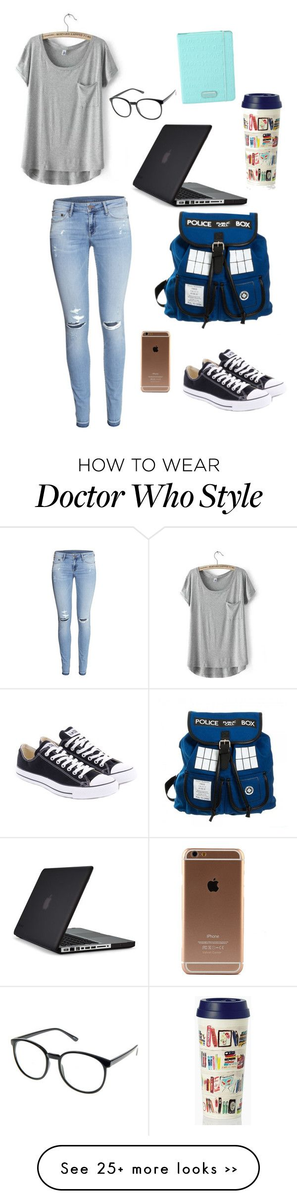 """""""Outfit for collage girl"""" by dumbdumb3 on Polyvore"""