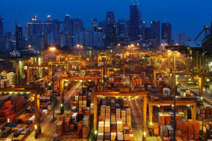 Wettbewerbsfähigkeit:Deutschland rutscht in Ranking leicht ab – SPIEGEL ONLINE Weltweit sinkt die Offenheit gegenüber dem Freihandel. Zu diesem Ergebnis kommt eine neue Studie des Weltwirtsc…