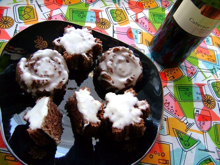 Muffiny na winie