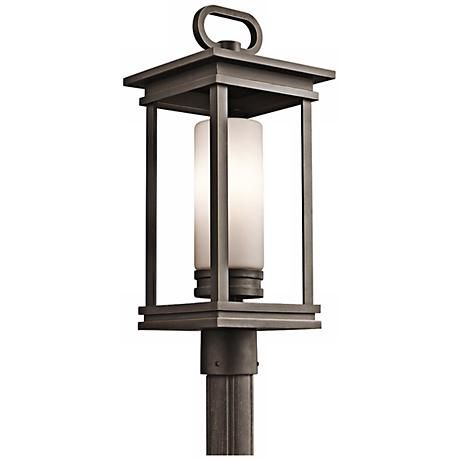 "Kichler South Hope 21 1/2"" High Outdoor Post Light - #Y7403 