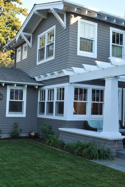 Best 25+ Craftsman Exterior Ideas On Pinterest | Home Exterior Colors,  Siding For Houses And Exterior Siding Colors