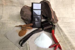 Pasta di cacao,zucchero e aromi. Solo questo è Cioccolato di Modica