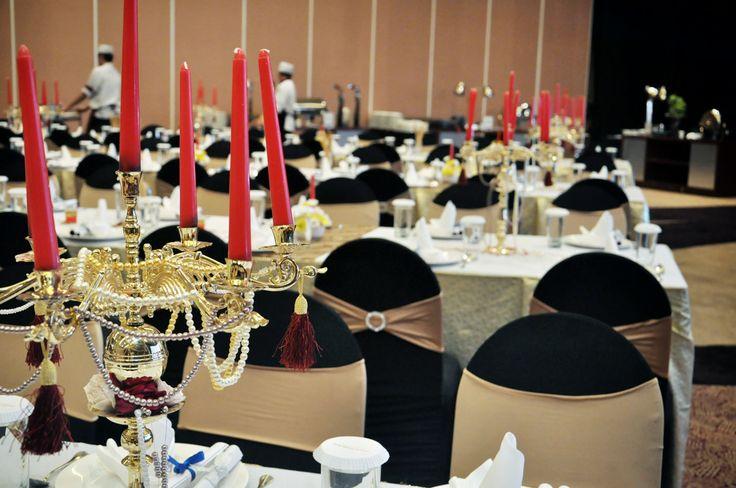 Set Up Event BCA