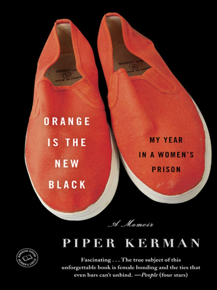 Orange Is the New Black (eBook) – Products