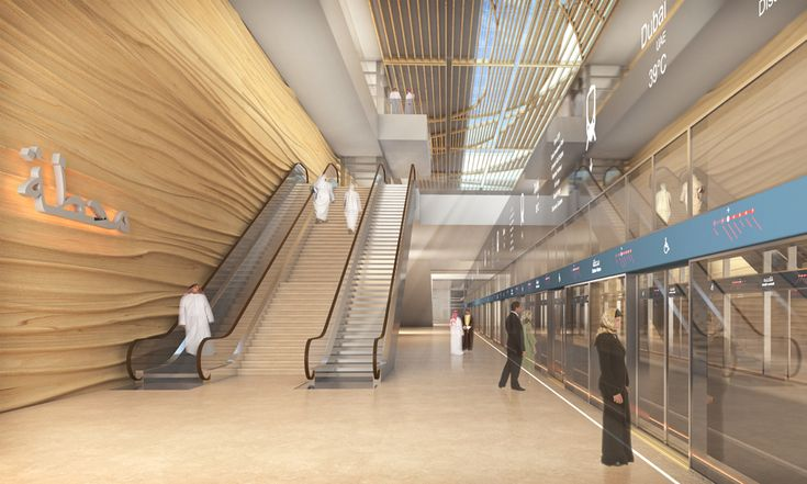Route 2020 Metro Stations Concept | MRA Architects