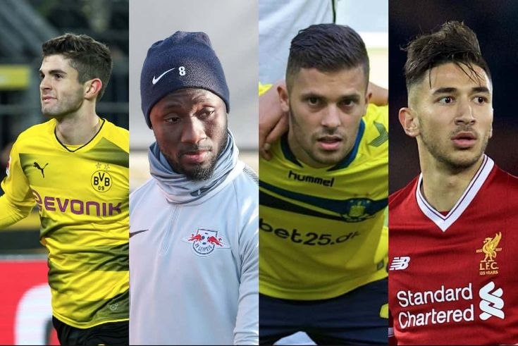 More Keita and Pulisic talk, another left-back linked – Liverpool FC Transfer Rumour Roundup