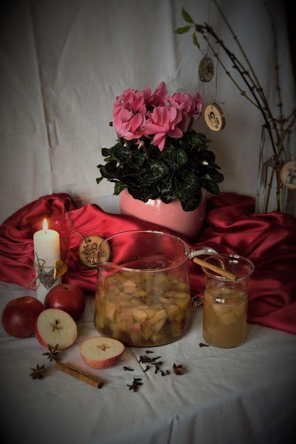 CÁCORkA: Jablečný čaj s vůní perníku