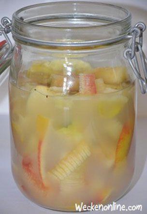 afvallen met appelazijn drinken