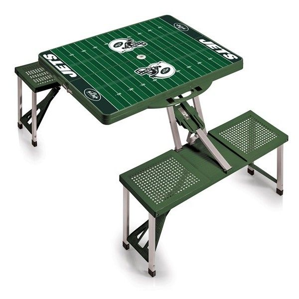 picnic time team football field design portable picnic table 200 cad liked on polyvore featuring home outdoors patio furniture outdoor tables