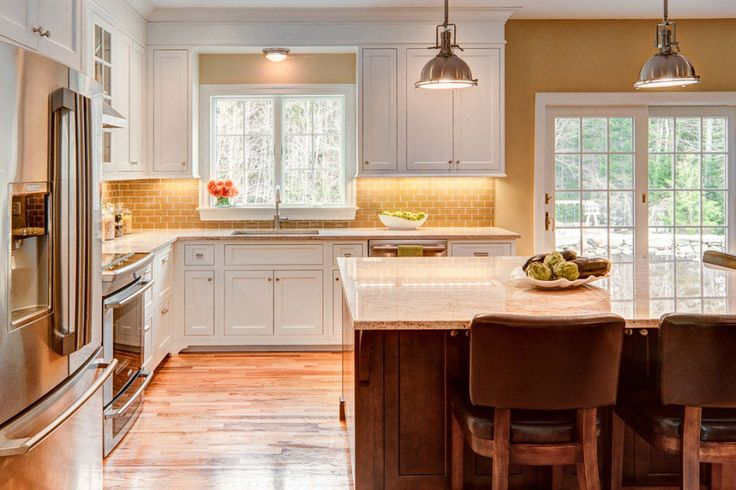 25 best ideas about warm kitchen colors on pinterest neutral kitchen paint inspiration wood - Interior design kitchen colors ...