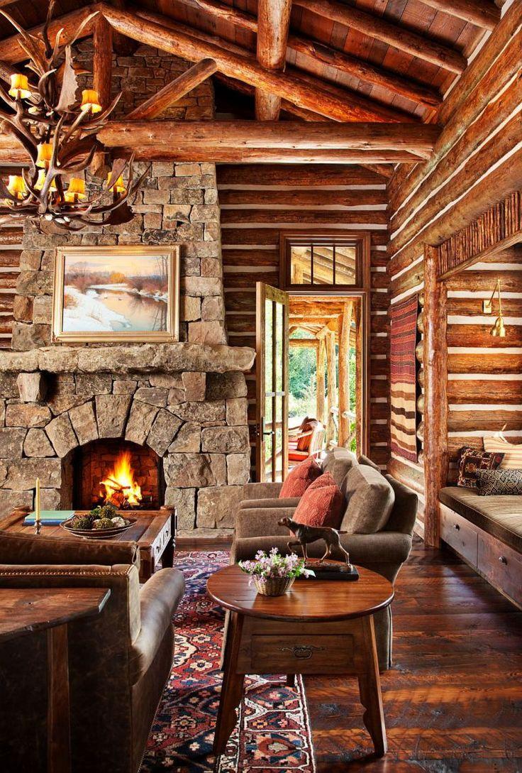 2283 best log cabins u0026 interiors images on pinterest log cabins