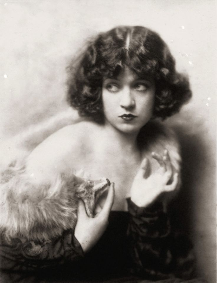 Silent film star Marie Prevost, 1920s