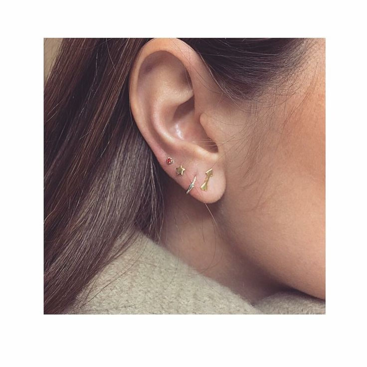 In love with these little Betty Bogaers studs
