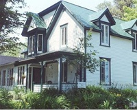 The Harbourmaster's House, 30 Squire Street, Sackville, New Brunswick, Canada, E4L 4L1