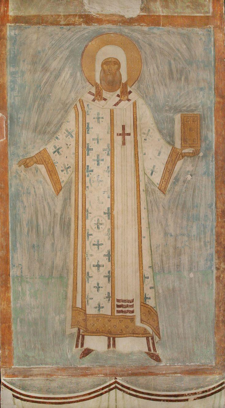 Dionisius, Metropolitan Peter, The Virgin Nativity Cathedral, Ferapontov Monastery