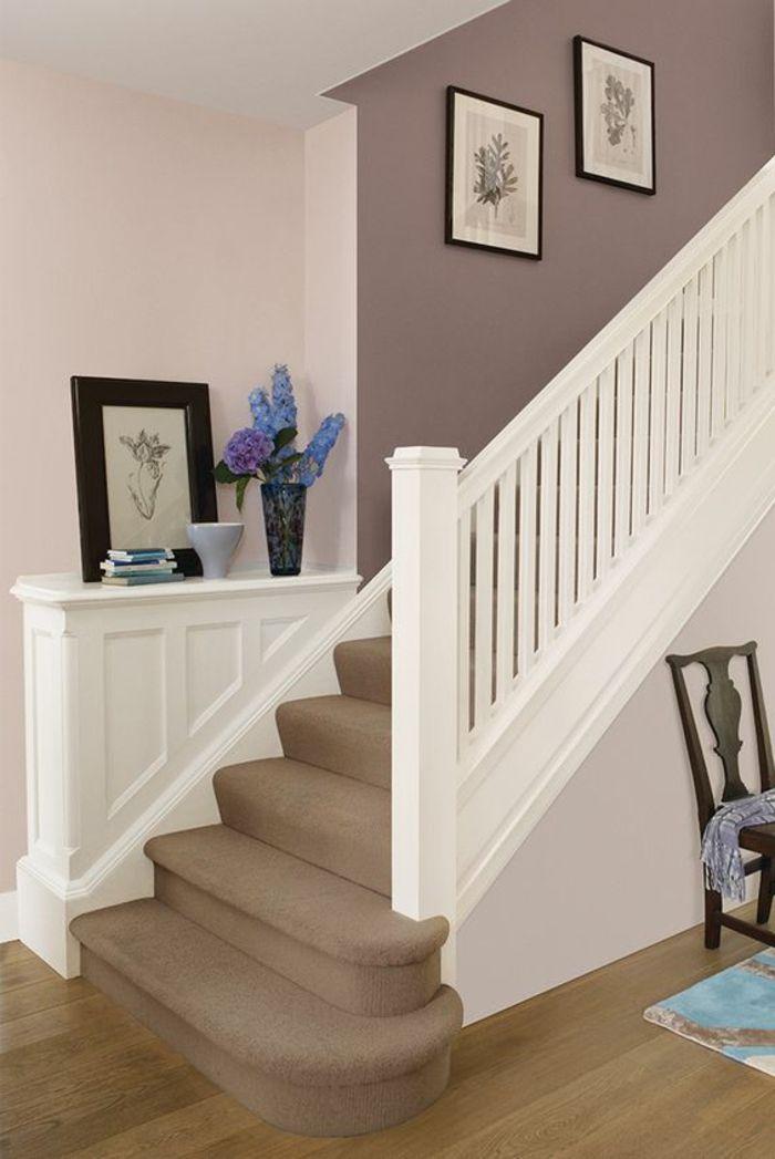 Treppenhaus Klassisch Und Gemutlich Gestalten Treppenaufgang Gestalten Treppenaufgang Treppe Haus