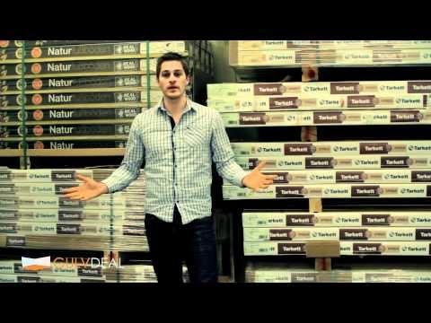 Presentasjonsvideo av GULVDEAL.