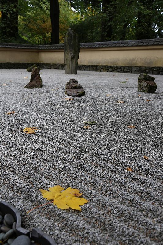 Kyoto, Japan  Taking in this garden in person was a dream come true for me.