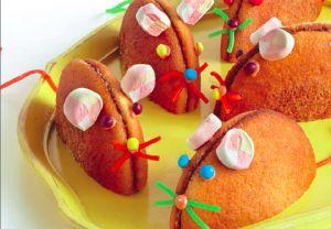 Eierkoekmuizen - Boodschappen