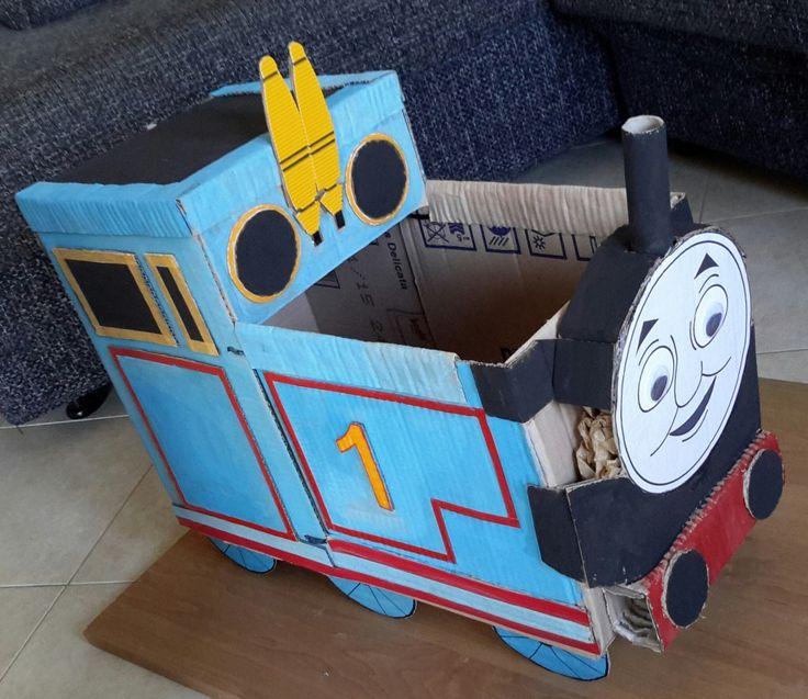 Trenino Thomas - Costume Carnevale