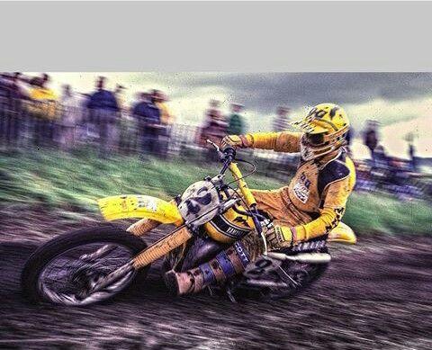 Bob Hannah | Vintage Motocross | Pinterest | Bobs