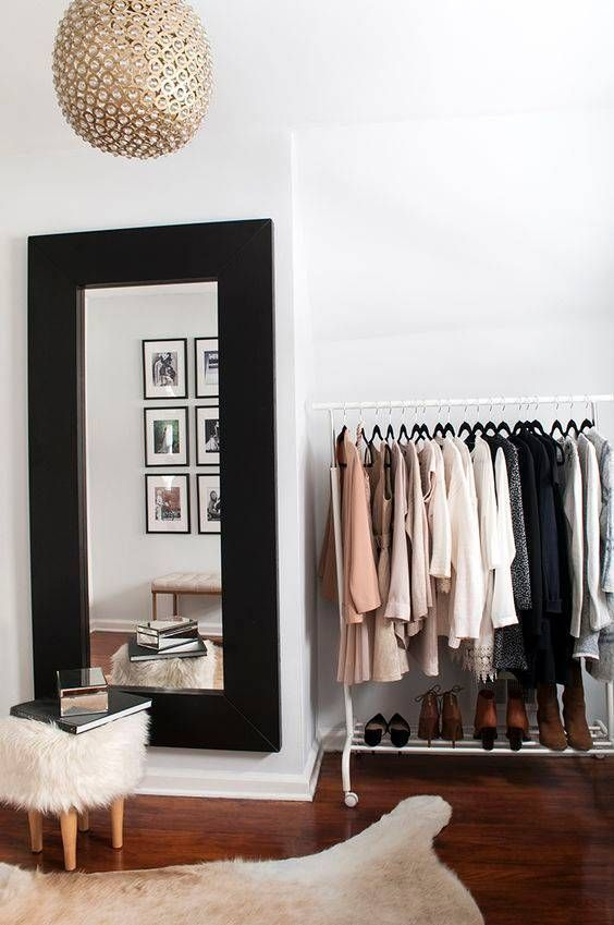 35 spare bedrooms that turned into dream closets - Dressing Room Bedroom Ideas