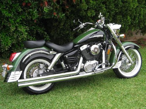 1999 Honda Shadow Aero