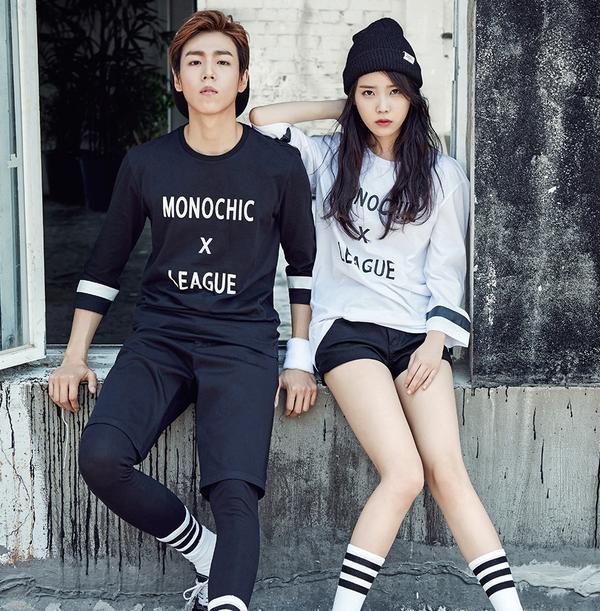 iu x lee hyun woo ... Friends w/ chemistry