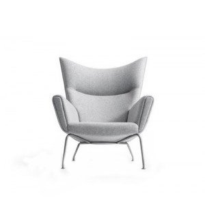 Réplica CH 445 Lounge Chair