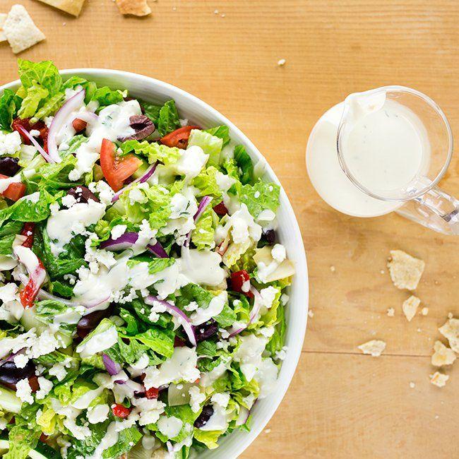 salad Skinny greek