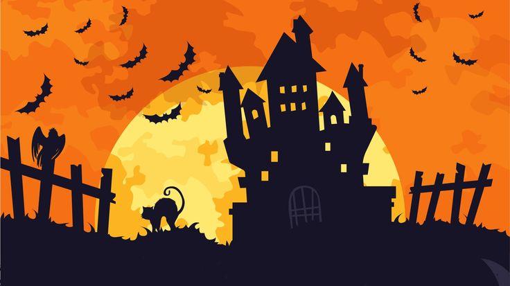 Halloween Music for Children ^o^ Instrumental Spooky Halloween Songs ^o^...