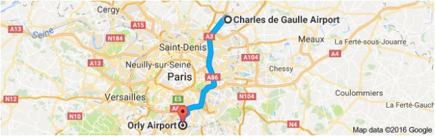 To find best transfer option bestween Paris CDG airport to Orly airport. Public Bus service connects Charles de gaulle to Orly airport terminal. CDG ORLY Transfer will be very easy and convenient travel with private Paris airport transfer or Taxi service, train and Direct bus service.