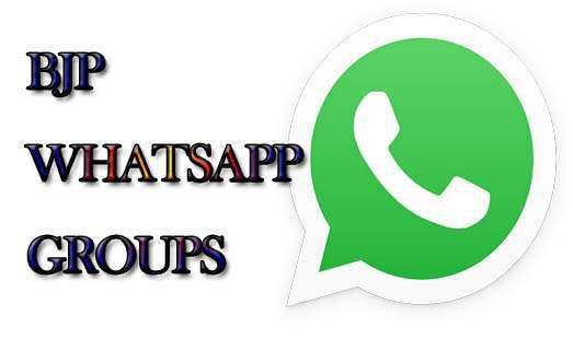 BJP WhatsApp Group Links | Whatsapp Groups | Whatsapp group, Group, Link
