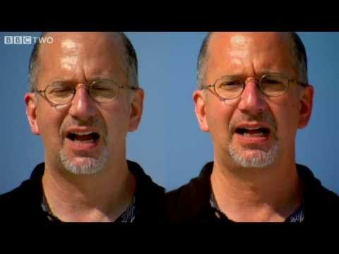 The McGurk effect. Sort of like an optical illusion for your ears.