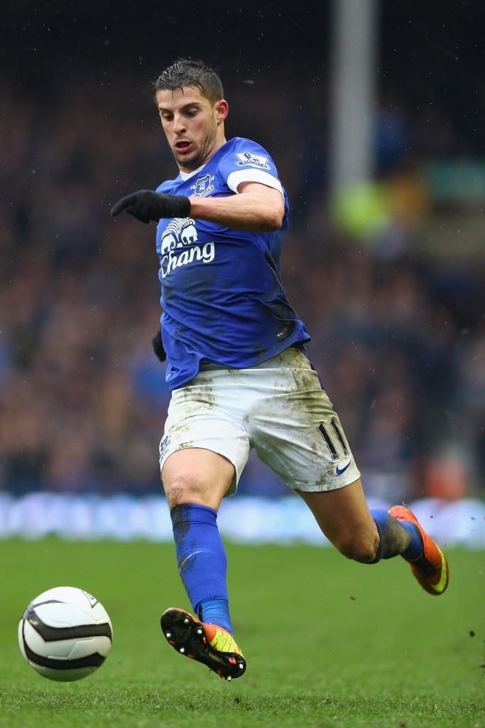 ~ Kevin Mirallas on Everton FC ~