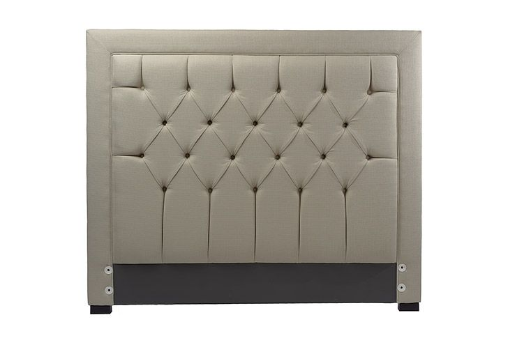 The Allen Headboard is part of the Jane by Jane Lockhart furniture line.