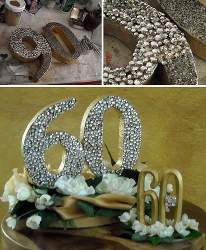 60th Wedding Anniversary Decoration | Flickr - Photo Sharing!